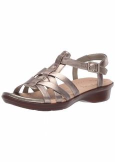 Clarks Women's Loomis Katey Sandal  0 M US