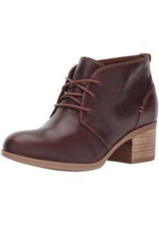 CLARKS Women's Maypearl Flora Ankle Bootie   M US