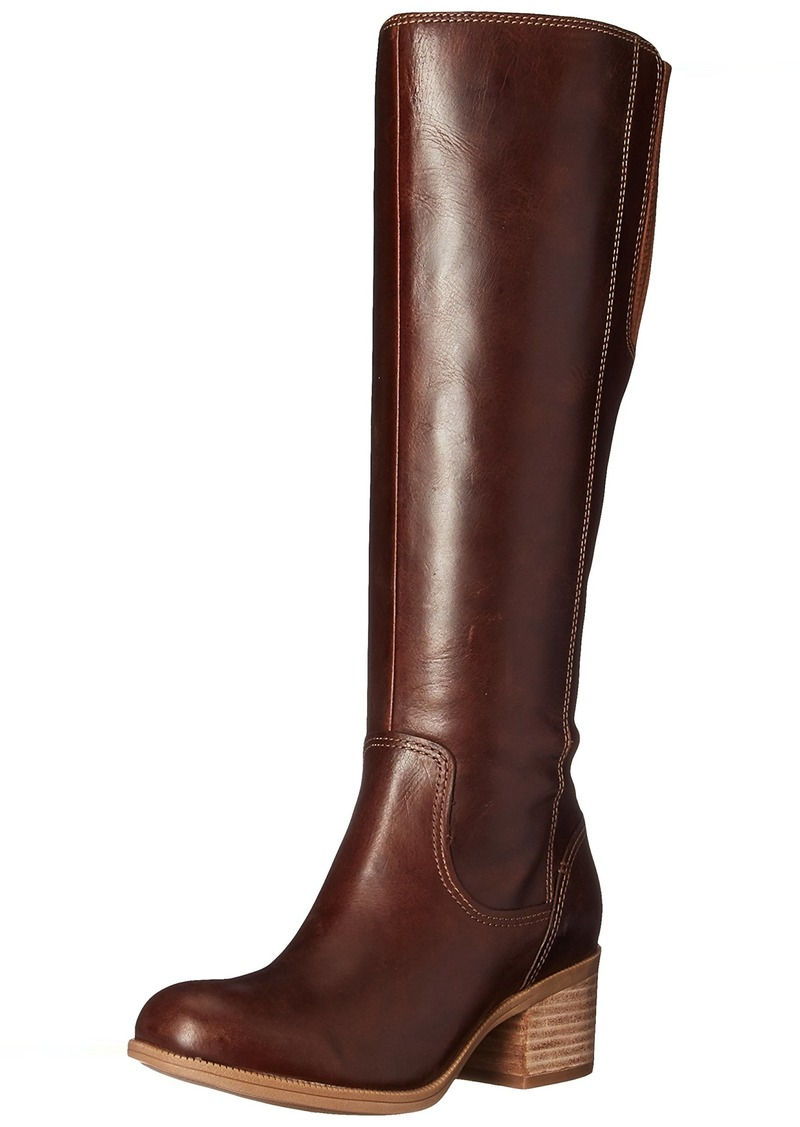 CLARKS Women's Maypearl Viola Riding Boot   M US