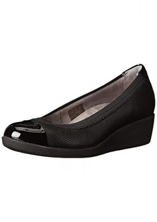 CLARKS Women's Petula Sadie Wedge Pump