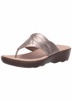 CLARKS Women's Phebe Pearl Flip-Flop  00 M US