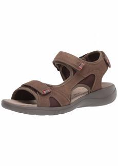 Clarks Women's Saylie Spin Sandal  85 W US
