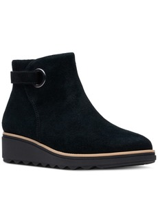Clarks Women's Sharon Spring Booties, Created For Macy's Women's Shoes