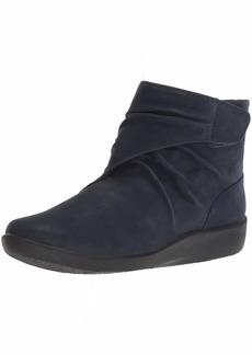CLARKS Women's Sillian Tana Fashion Boot  075 W US
