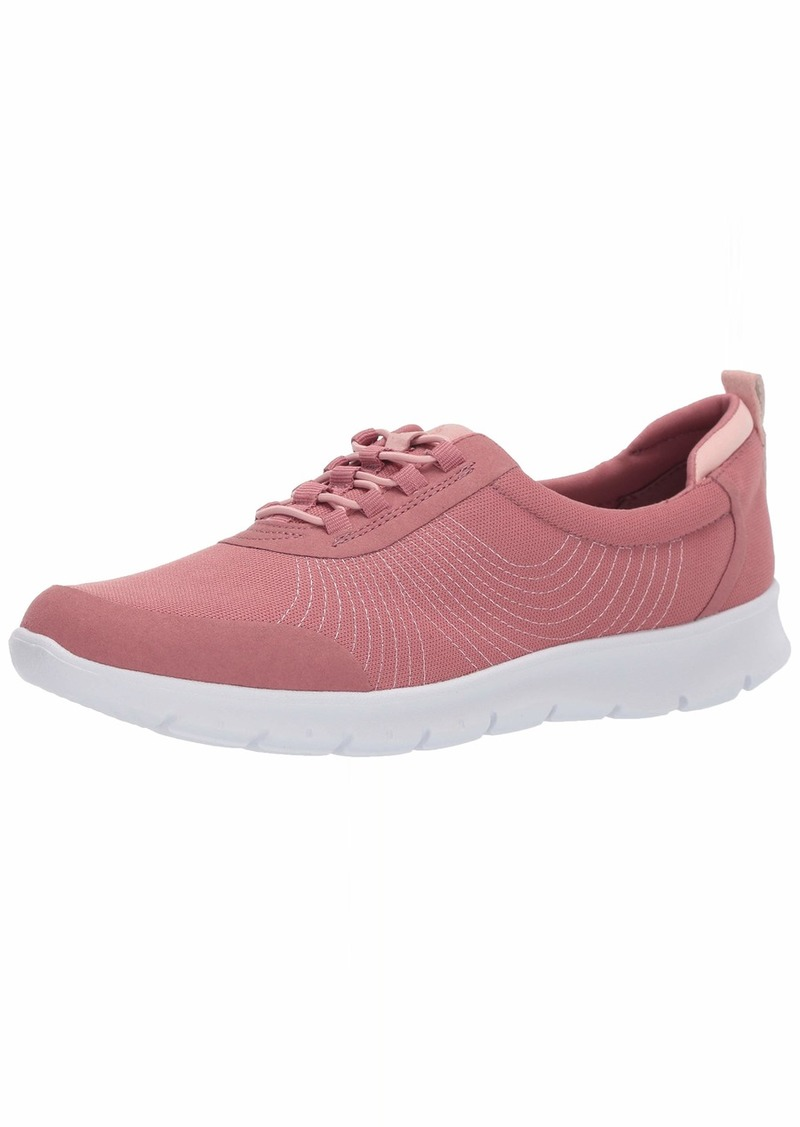 Clarks Women's Step Allena Bay Sneaker   M US