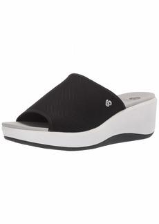 CLARKS Women's Step Cali Bay Sandal  065 W US