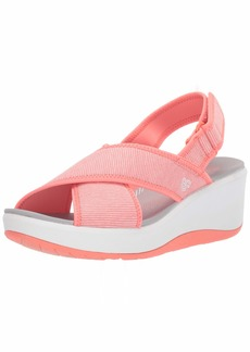 CLARKS Women's Step Cali Cove Sandal  00 M US