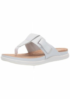 CLARKS Women's Step June Reef Sandal  065 M US