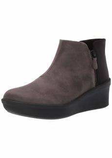 CLARKS Women's Step Rose Up Ankle Boot  0 M US