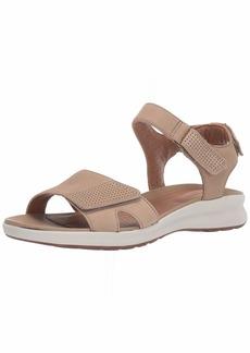 CLARKS Women's Un Adorn Calm Sandal  100 W US