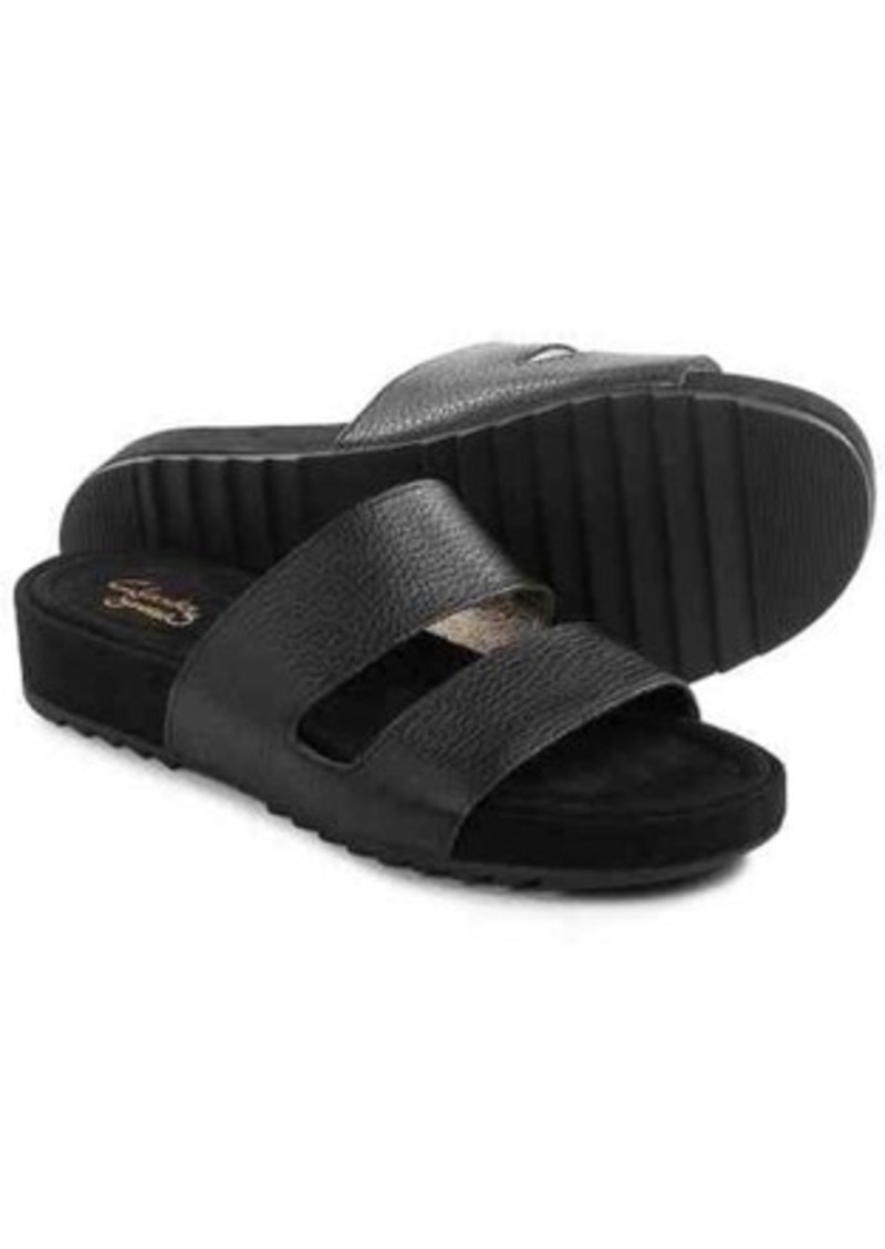 Clarks Zelby Zest Sandals - Leather (For Women)