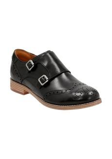 Clarks® Zyris Vienna Double Monk Shoe (Women)