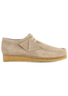 Clarks Lvr Exclusive 30mm Wallabee Suede Shoes
