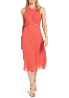 Classiques Entier® Belted Midi Dress