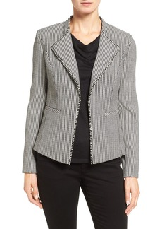 Classiques Entier® Fringed Tweed Jacket