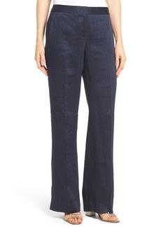 Classiques Entier® Linen Blend Trousers