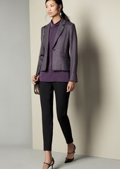 Classiques Entier® Sleeveless Double Georgette Cowl Neck Top