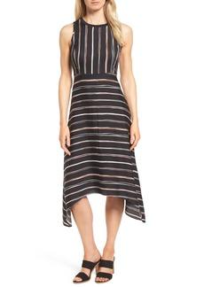 Classiques Entier® Stretch Silk Midi Dress