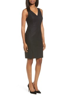 Classiques Entier® Stretch Wool Suiting Dress