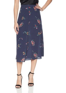 CLAYTON Women's Astra Skirt Polka dot XL