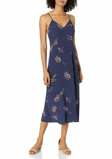 CLAYTON Women's Boston Dress Polka dot L