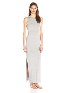 CLAYTON Women's Brianne Low-Back Maxi Dress