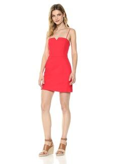 CLAYTON Women's Carol Dress red M