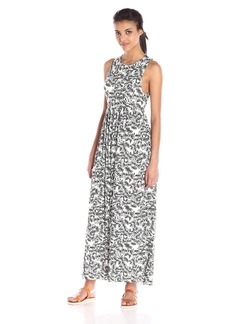 CLAYTON Women's Elin Crossback Maxi Dress