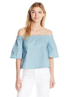 CLAYTON Women's  Yuri Off The Shoulder Top