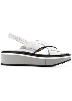 Clergerie Freedom 50mm slip-on sandals