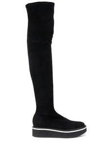 Clergerie knee-high boots