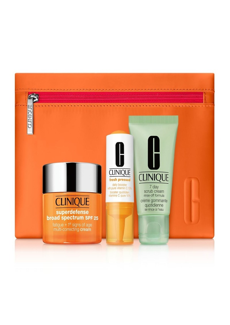 Clinique Daily Defense Gift Set ($81 value)