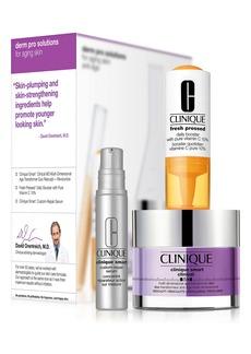 Clinique Derm Pro Solutions for Aging Skin Set (USD $109.50 Value)