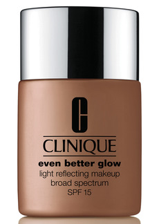 Clinique Even Better Glow Light Reflecting Makeup Foundation Broad Spectrum Spf 15 - 124 Sienna