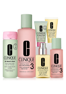 Clinique Great Skin Everywhere Set for Oily and Oily Combination Skin Types (USD $93.50 Value)