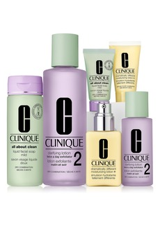 Clinique Great Skin Everywhere Set for Very Dry to Dry and Dry Combination Skin Types (USD $93.50 Value)