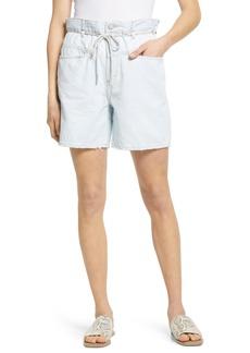 Women's Closed Airi Paperbag Waist Denim Shorts