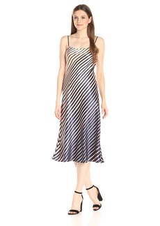 Clover Canyon Sportswear Women's Charmeuse Bias Dress