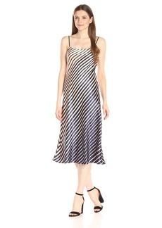 Clover Canyon Sportswear Women's Charmeuse Bias Dress