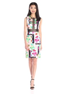 Clover Canyon Sportswear Women's Plastic Flowers Dress