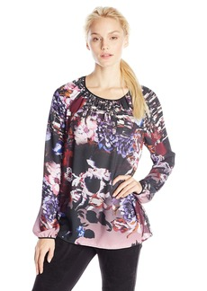 Clover Canyon Sportswear Women's Poetic Petals Top