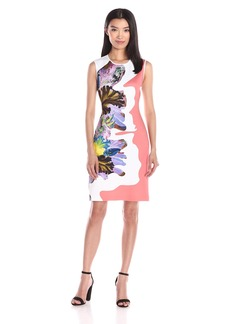Clover Canyon Sportswear Women's Surreal Bloom Dress