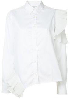 Clu asymmetric shirt