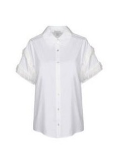 CLU - Solid color shirts & blouses