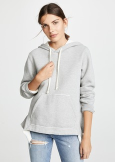 Clu Assymetrical Paneled Pullover