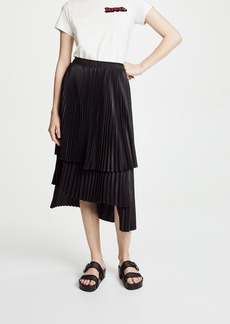 Clu Pleated Skirt