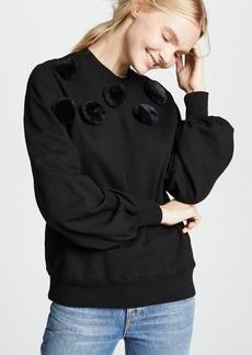 Clu Pompom Sweatshirt