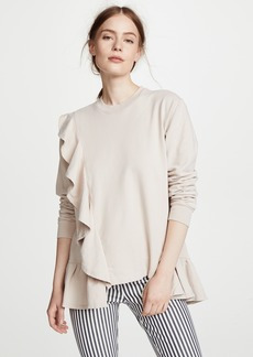Clu Pullover with Ruffles