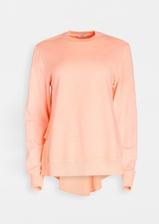 Clu Ruffled Back Pullover