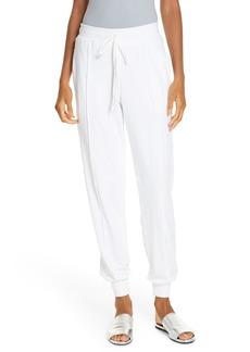 Clu Sequin Cotton Blend Jogger Pants